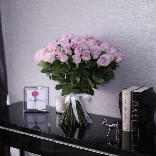 51 пурпурная роза Purple