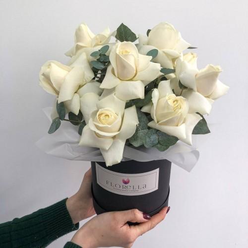 Коробка с орхидеей