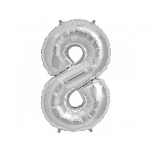 "Воздушный шар  ""Цифра 8"""