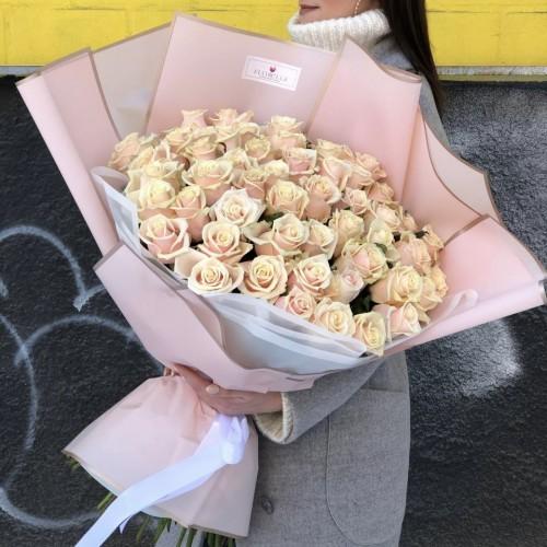 51 кремовая роза Talea