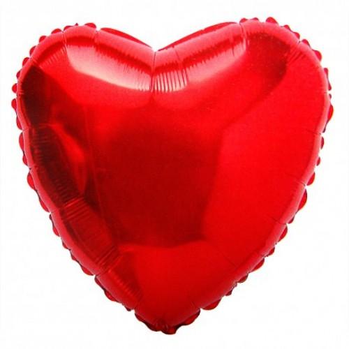"""Гелиевый шар """"Сердце"""""""