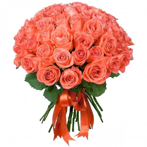 Коралловые розы поштучно