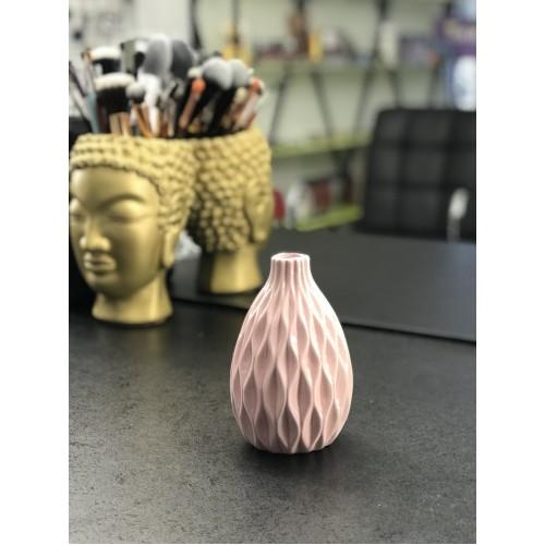Керамическая ваза Stone Flower 15.4см